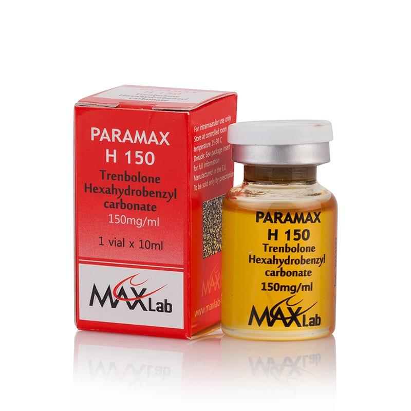 Paramax H 150 (Trenbolone Hexahydrobenzylcarbonate) – 10 мл. х 150 мг.