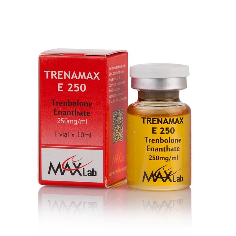 Trenamax E 250 (Trenbolone Enanthate) – 10 мл. х 250 мг.
