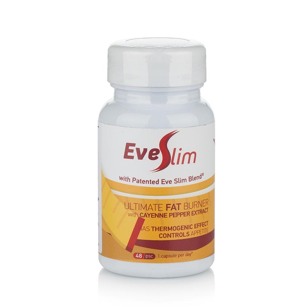 EveSlim (лют червен пипер) – 48 капс.