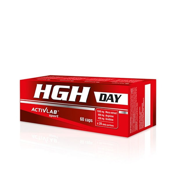 HGH DAY 60 капсули