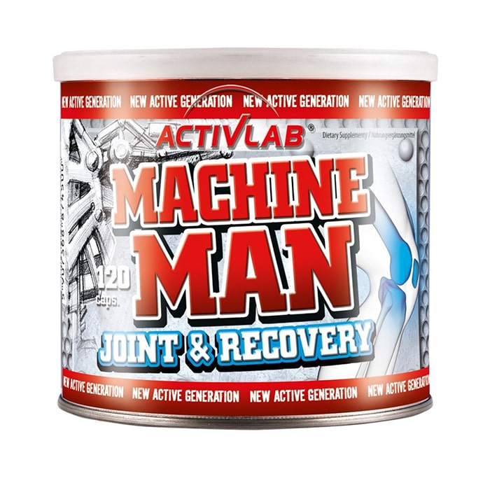 MACHINE MAN JOINT AND RECOVERY 120 капсули