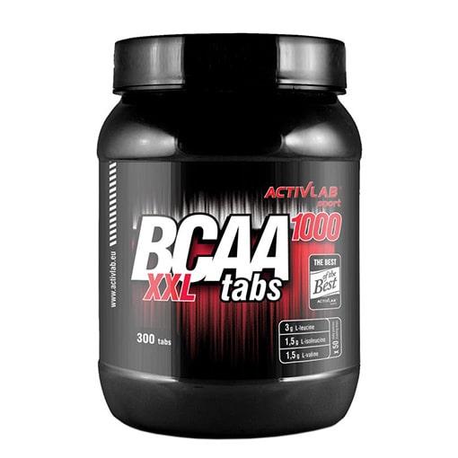 BCAA 1000 XXL TABS 300 таблетки