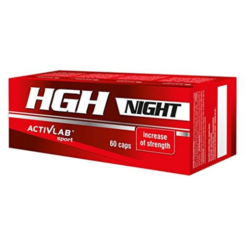 HGH NIGHT 60 капсули