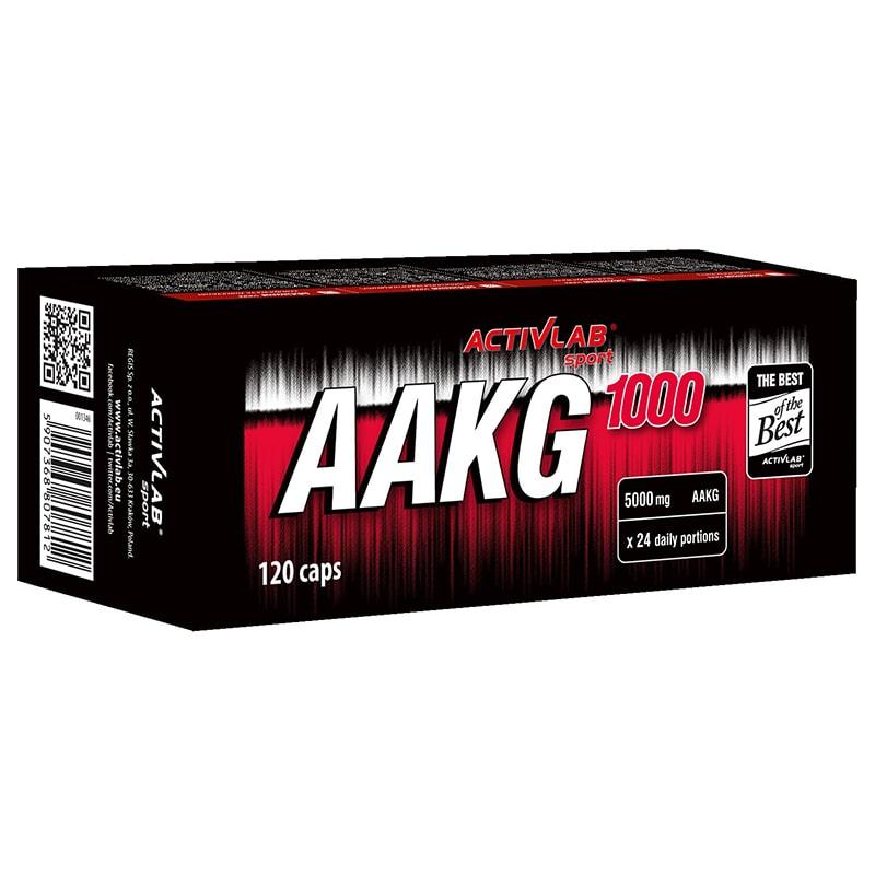 AAKG 1000 120 капсули
