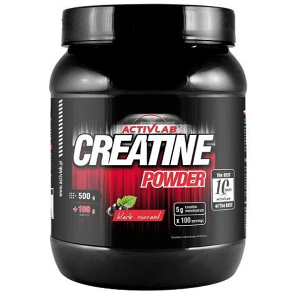 CREATINE POWDER 600 гр. пудра