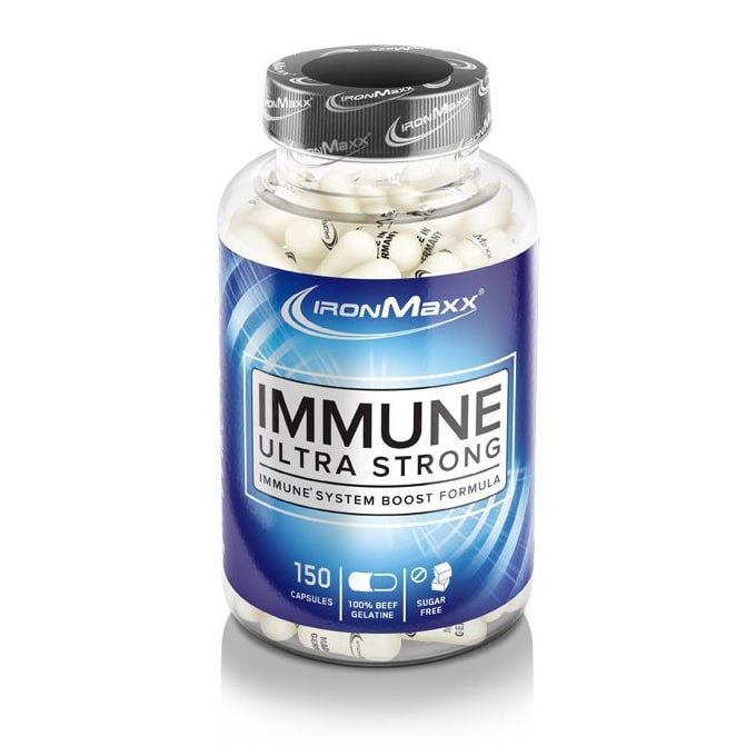 IMMUNE ULTRA STRONG 150 капсули