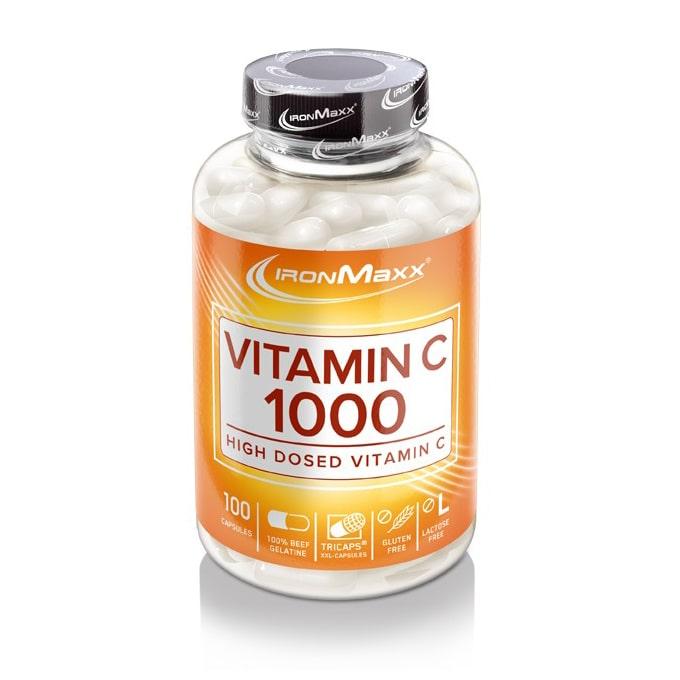 VITAMIN C 1000 100 капсули