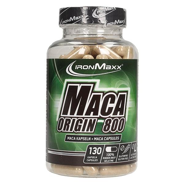 MACA ORIGIN 800 130 капсули