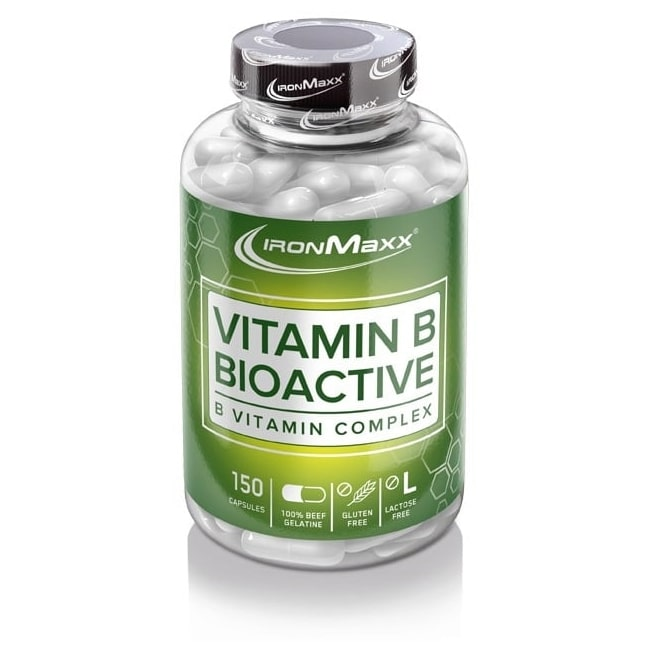 VITAMIN B BIOACTIVE 150 капсули