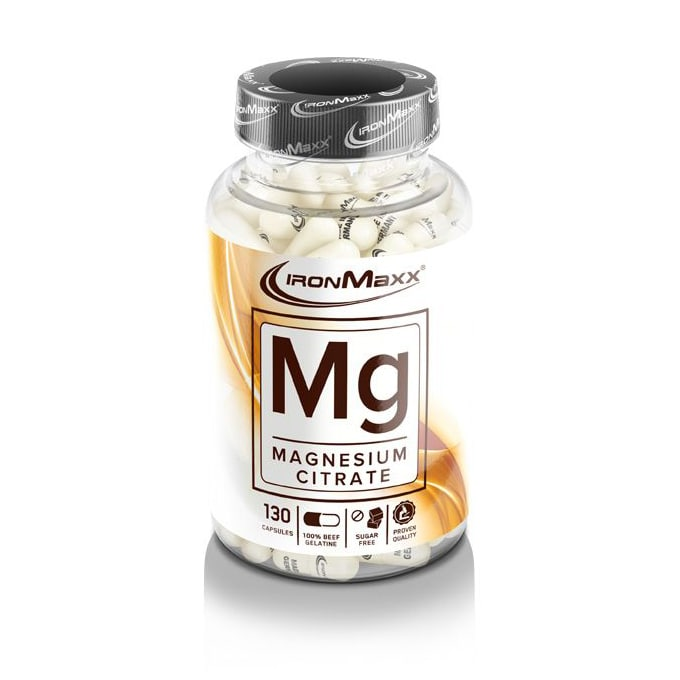 MG-MAGNESIUM 130 капсули