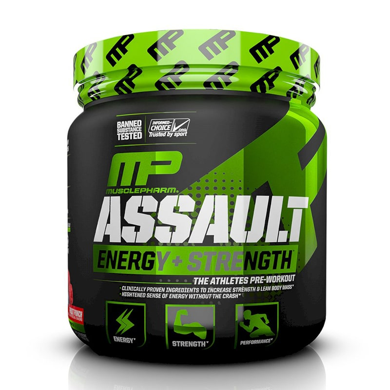 MusclePharm Assault Sport 30 Дози