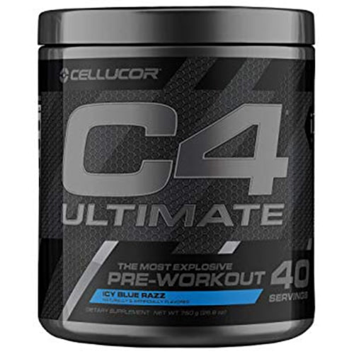 CELLUCOR C4 Ultimate 40 дози