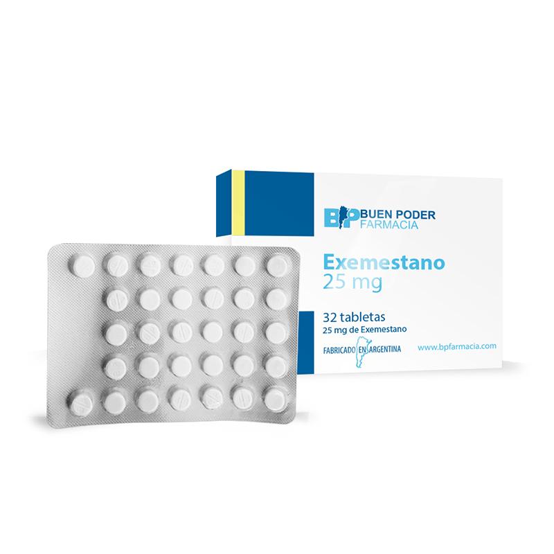 Exemestano – 32 табл. х 25 мг.