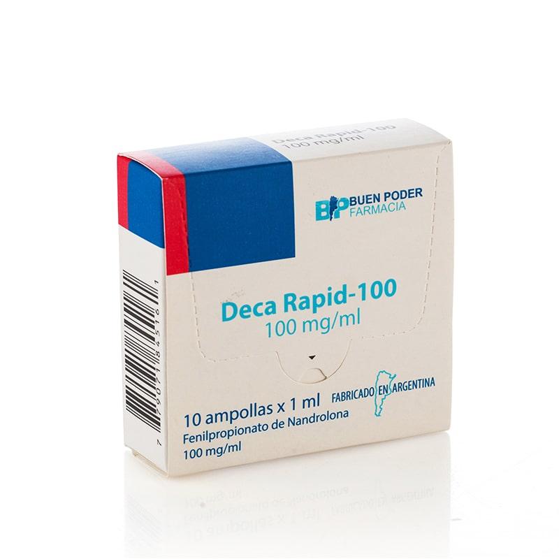 Deca Rapid-100 – 10 амп. х 100 мг.