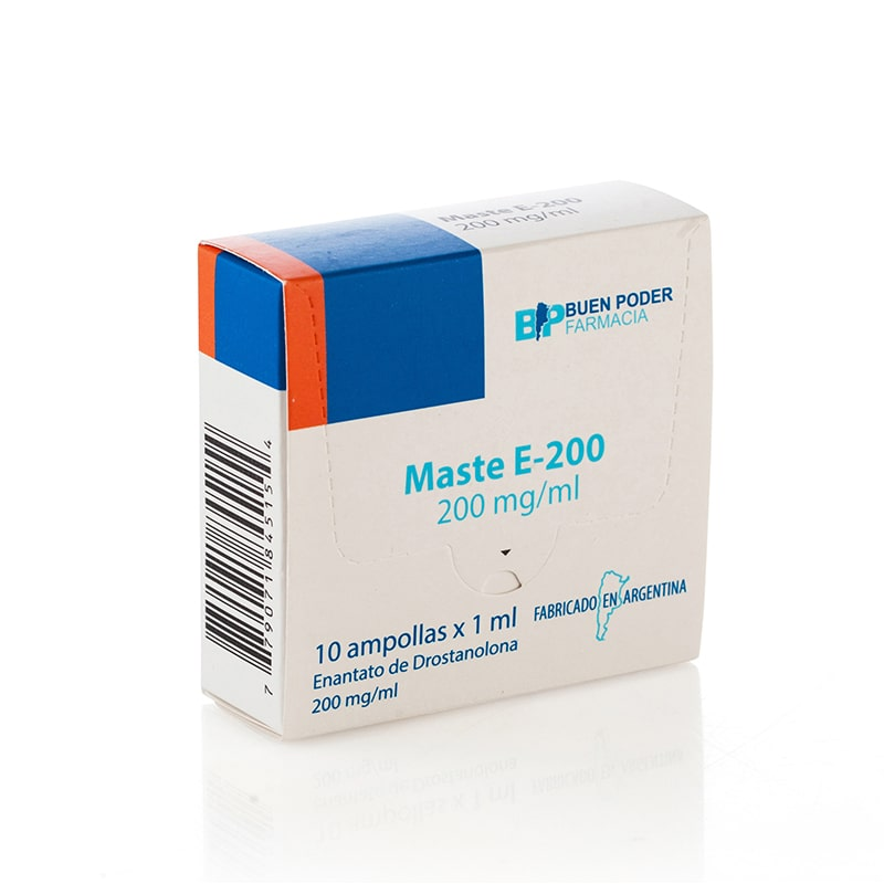 Maste E-200 – 10 амп. х 200 мг.