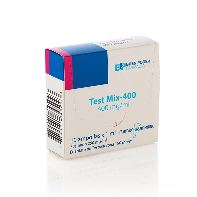 Test Mix-400 – 10 амп. х 400 мг.