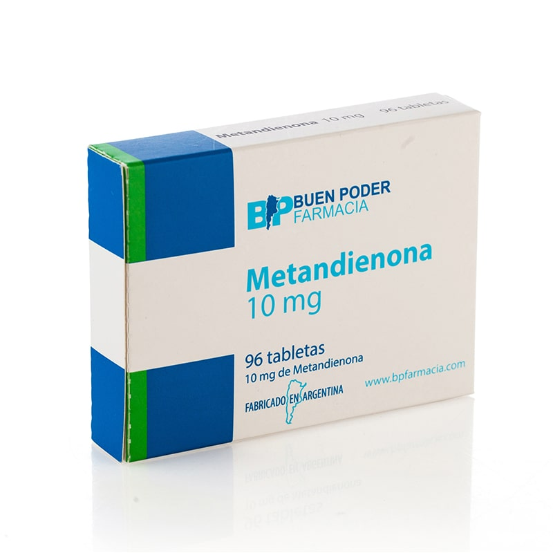 Methandienone – 96 табл. х 10 мг.