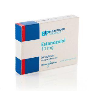 Estanozolol