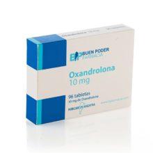 Oxandrolona (Oxandrolone)