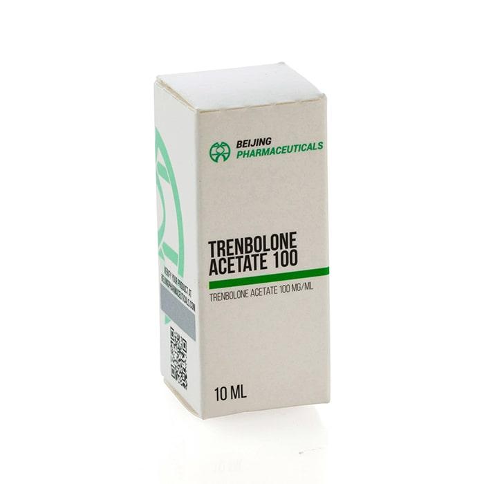 Trenbolone Acetate – 10 мл. х 100 мг.