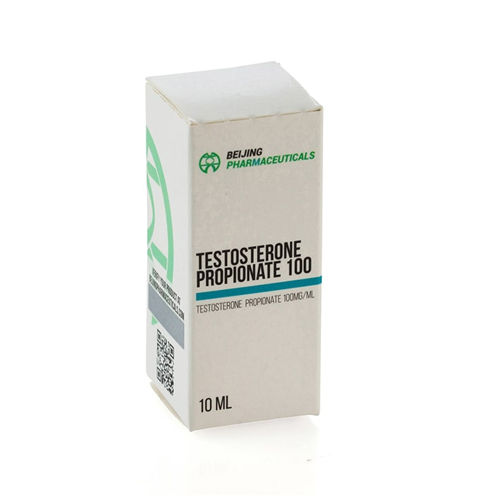 Testosterone Propionate – 10 мл. х 100 мг.