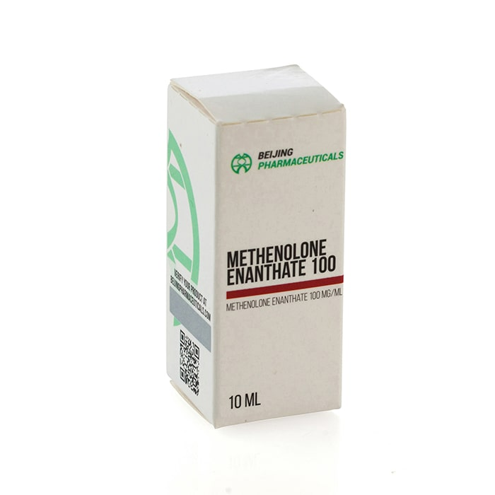 Methenolone Enanthate – 10 мл. х 100 мг.