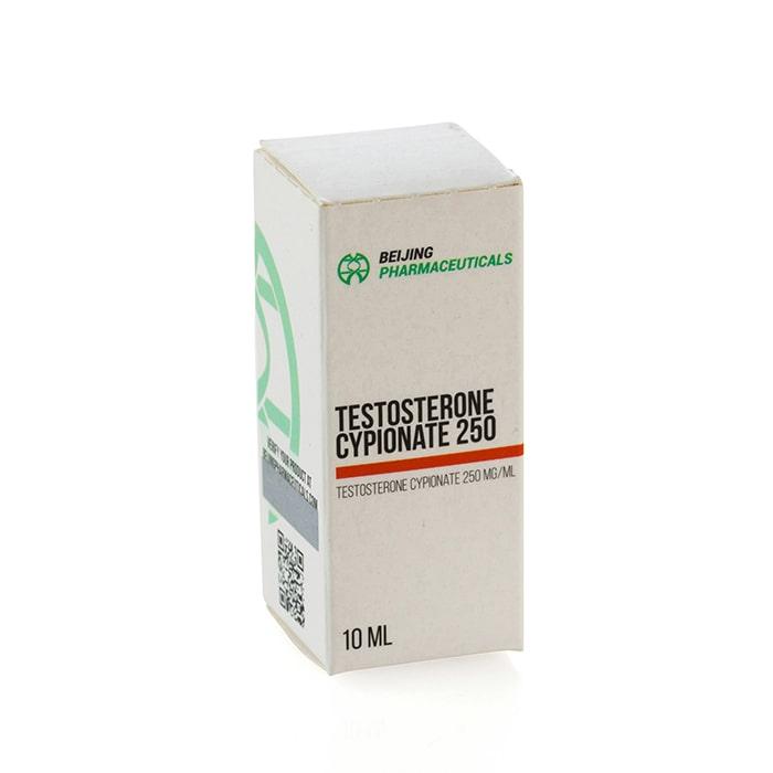 Testosterone Cypionate – 10 мл. х 250 мг.