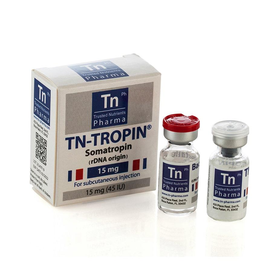 TN-Tropin (Хормон на растежа) – 45 IU