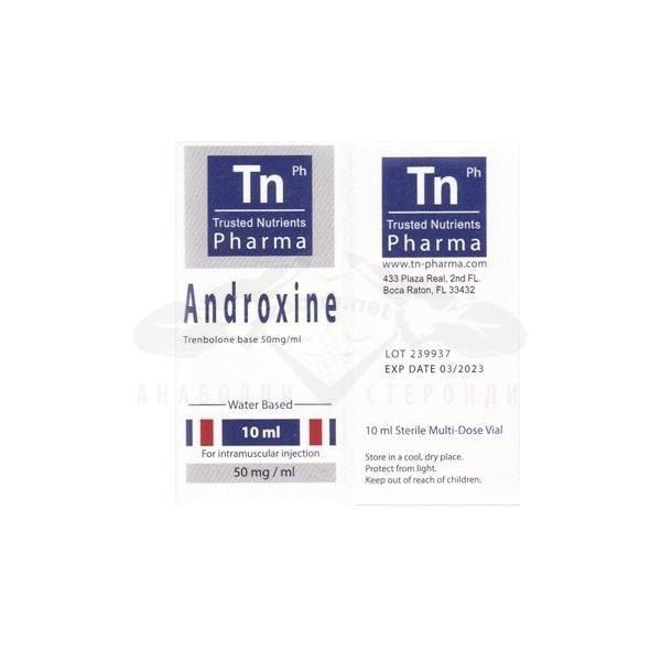 Androxine (Trenbolone Base) – 10 мл. х 50 мг.