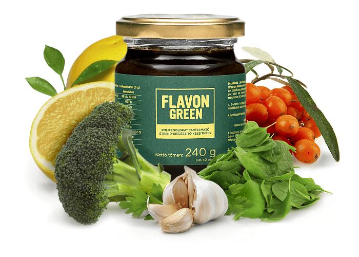 flavon-green