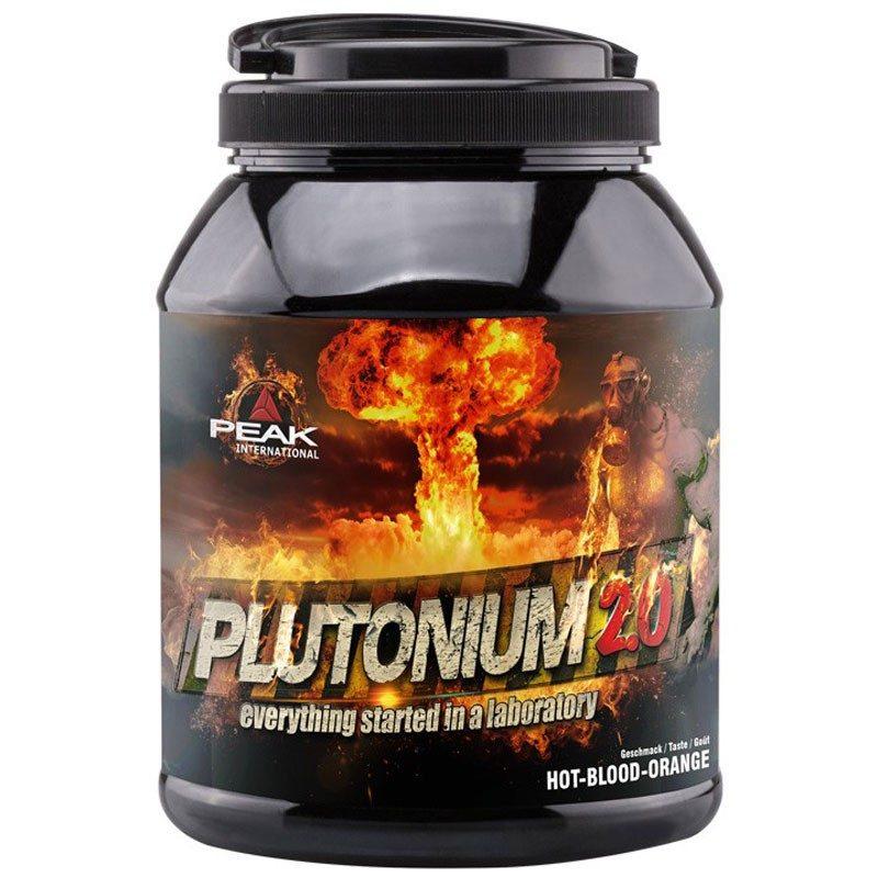 PLUTONIUM 2.0 925 гр. пудра + 75 капсули