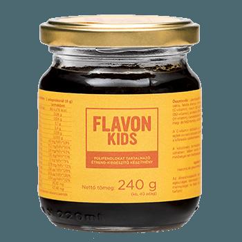 Flavon Kids хранителна добавка за деца, кърмачки и бременни 240 гр.