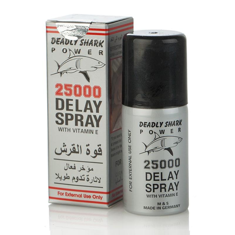 Спрей за задържане Deadly Shark Power 25000 – 40 мл.
