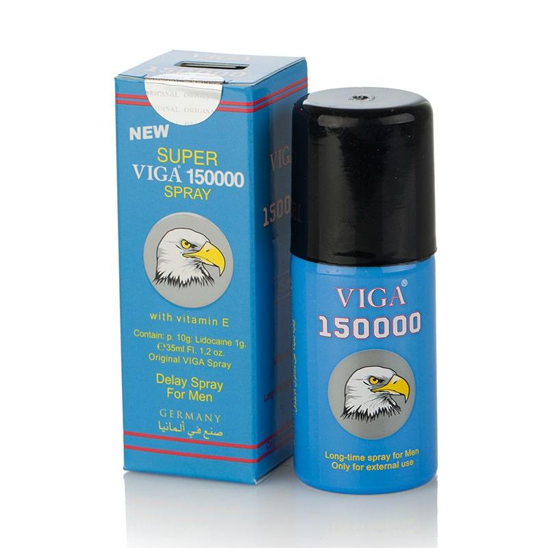 Спрей за задържане Super Viga 150 000 – ORIGINAL VIGA – 35 мл.
