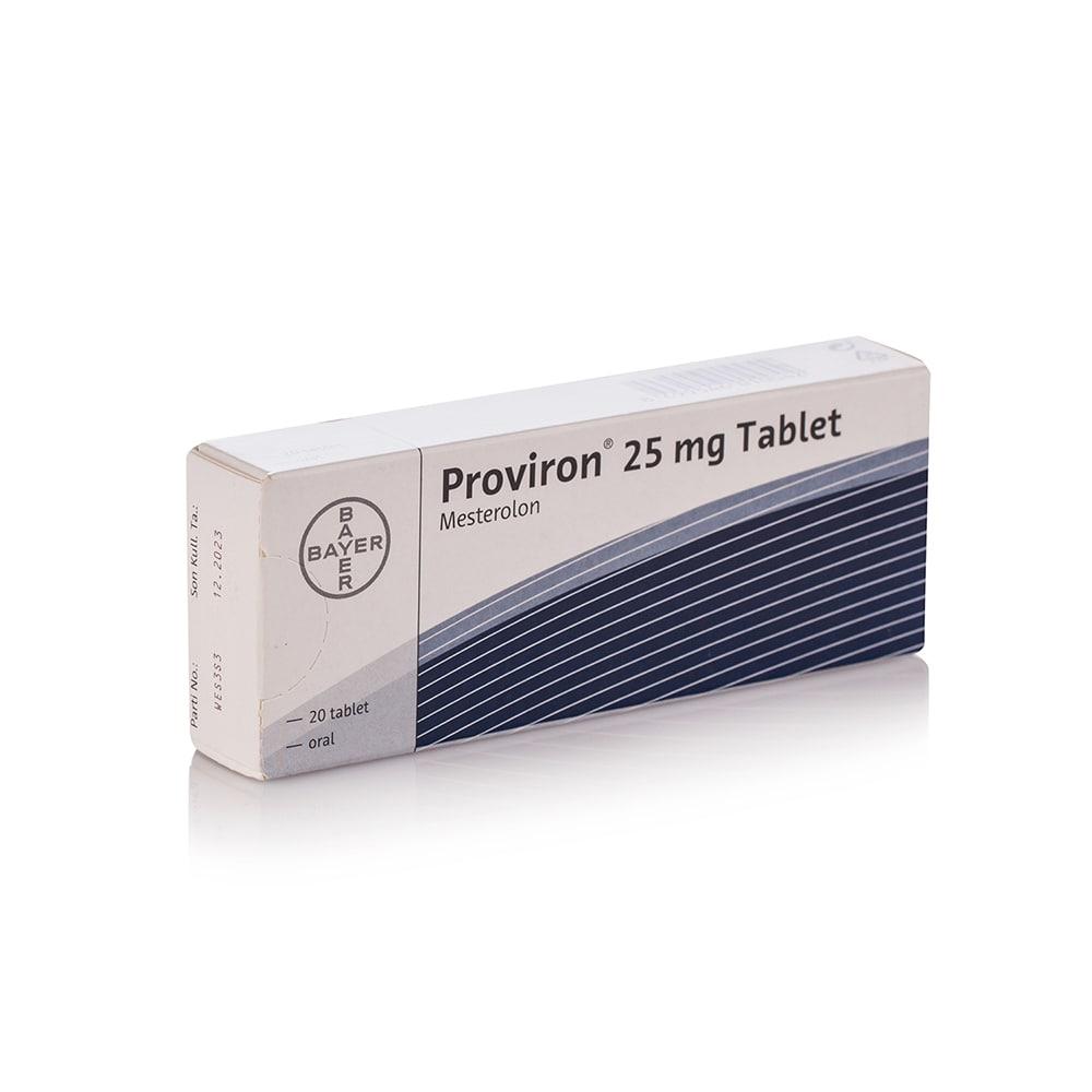 Провирон / Proviron (Mesterolone) – 20 табл. х 25 мг.