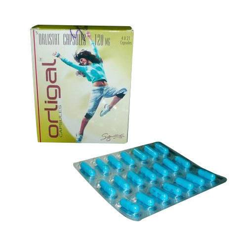 Orligal (Orlistat) – 21 капс. х 120 мг.