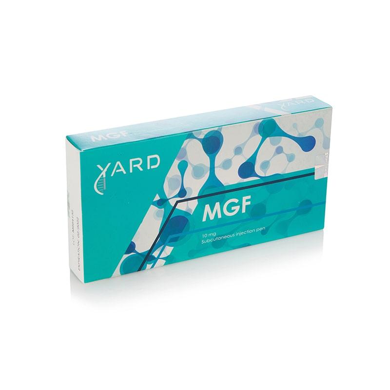 MGF с писалка за еднократна употреба – 10 мг.