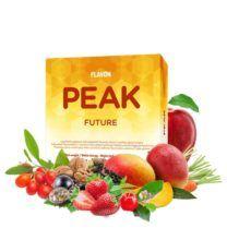 Peak future Flavon