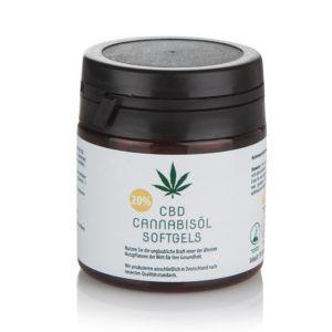 CBD масло меки капсули