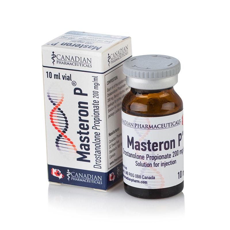 Masteron P (Drostanolone Propionate) – 10 мл. х 200 мг.