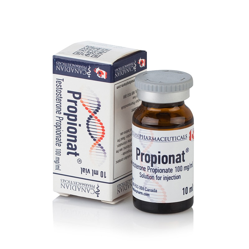 Propionat (Testosterone Propionate) – 10 мл. х 100 мг.
