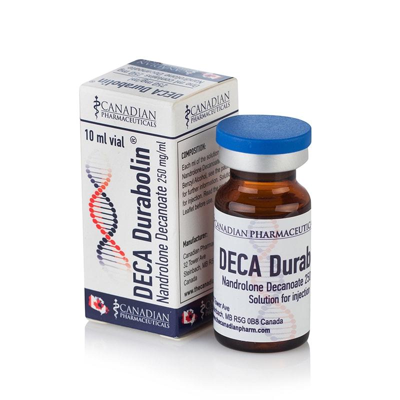 Deca Durabolin (Nandrolone Decanoate) – 10 мл. х 250 мг.