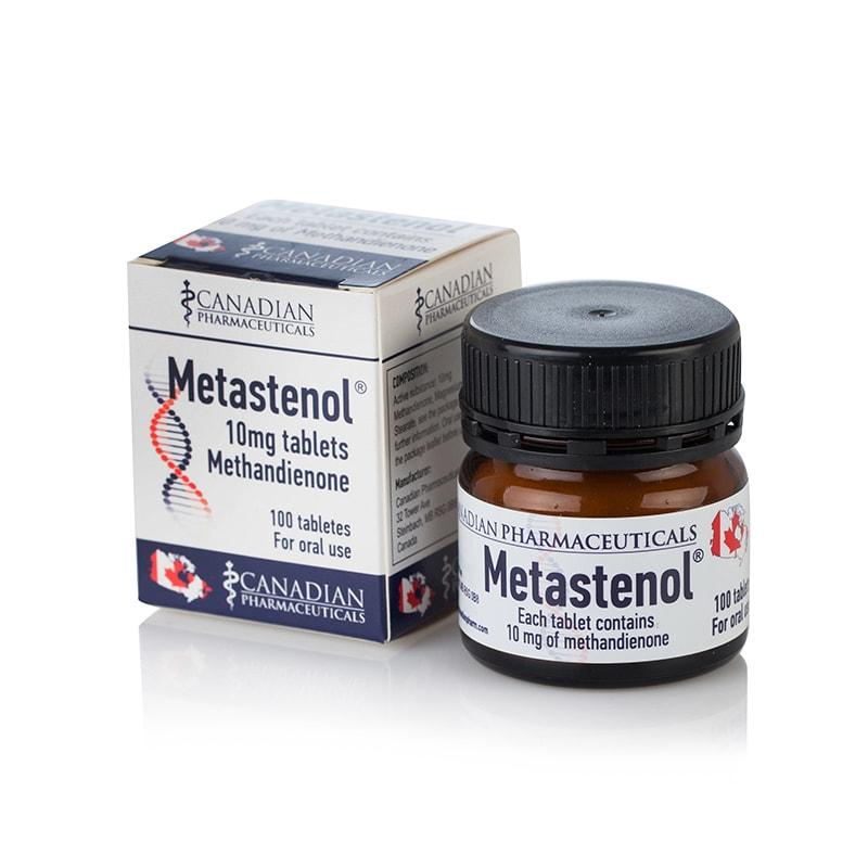 Метан – Метастенол