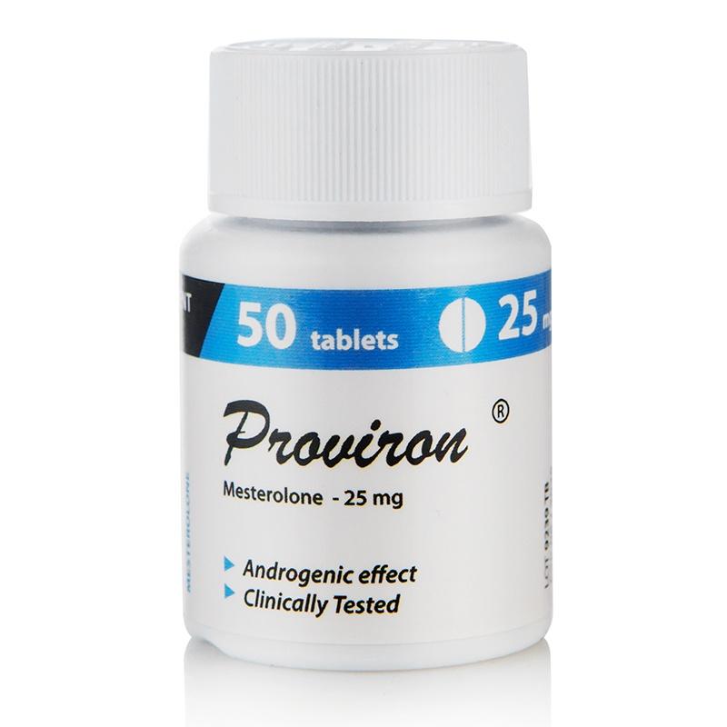 Proviron (Mesterolone) – 50 табл. х 25 мг.