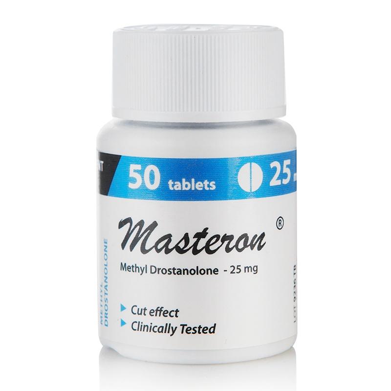 Masteron – 50 табл. х 25 мг.