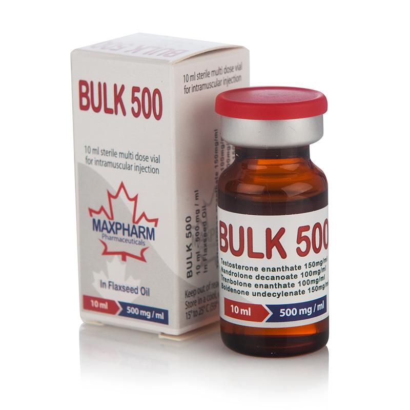 Bulk 500 (микс за маса и сила) – 10 мл. х 500 мг.