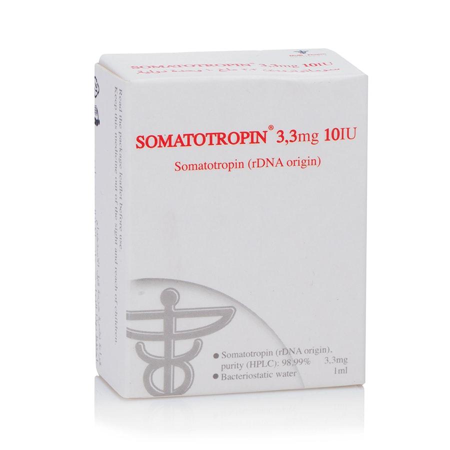 Somatotropin