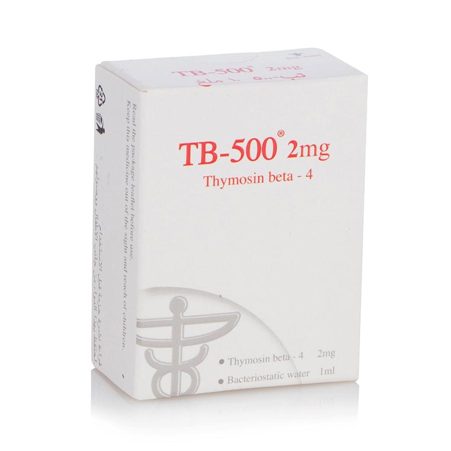 TB-500 2 мг. + Бактериостатична вода 1 мл.
