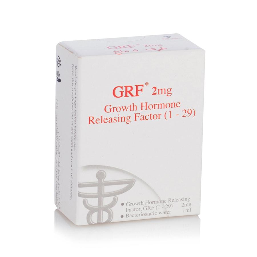 GRF 2 мг. + Бактериостатична вода 1 мл.