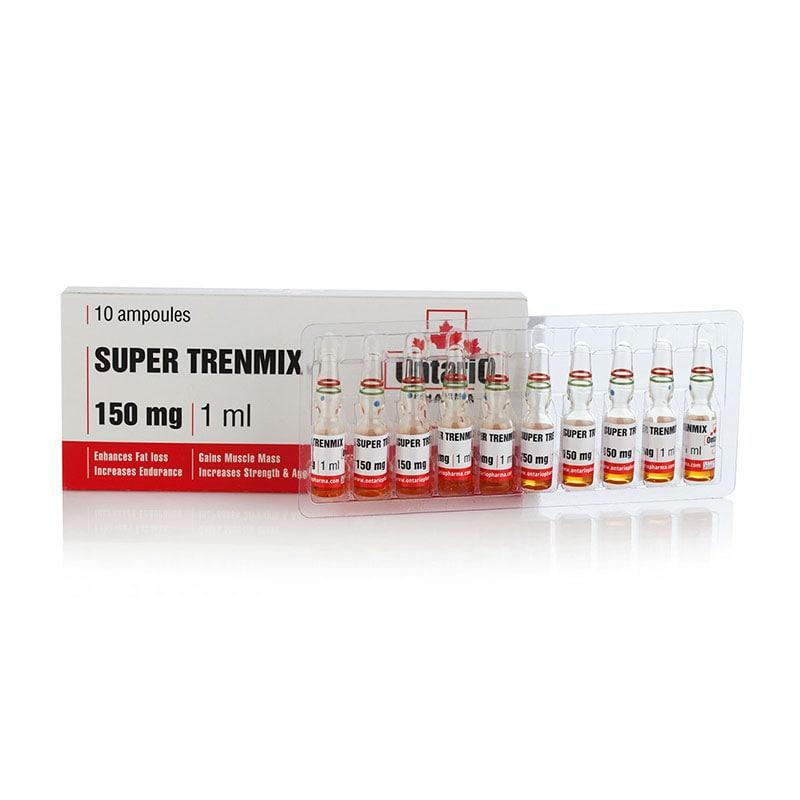 Super TrenMix – 10 амп. х 150 мг.